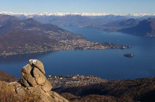Trekking sul Lago Maggiore