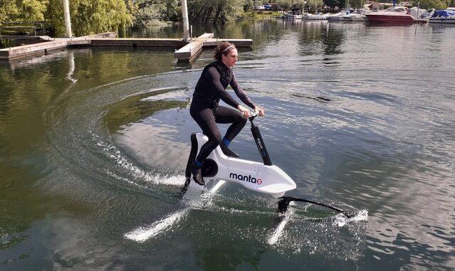 Lago Maggiore: oggi puoi pedalare sul lago